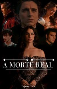 A MORTE REAL cover