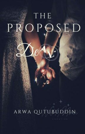 The Proposed Deal  by strange_talesx