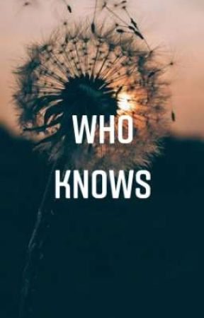 WHO KNOWS  by storiesbyct