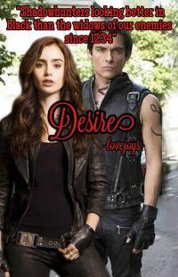 Desire  《Shadowhunters》 cover
