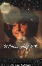 Snow Angles - Bernard The Head Elf X Reader by blxe_butterxfly