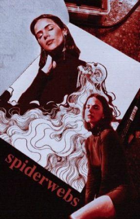 SPIDERWEBS! golden trio era by lightsvp