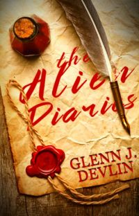 The Alien Diaries cover