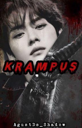Krampus   Minho/Lee Know by AgustDs_Shadow
