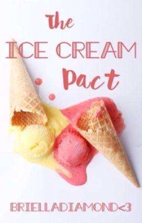 The Ice Cream Pact by BriellaDiamond