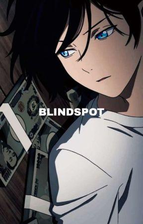 BLINDSPOT * jujutsu kaisen  by OurColors
