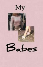 ▪My Babes▪ 80s and 90s gif series by chrisevansrightshoe