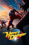 Henry danger & Sn cooper  cover