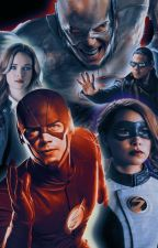 I'm Not Supposed To Be Here [The Flash Fanfic] by MxdariStxrs