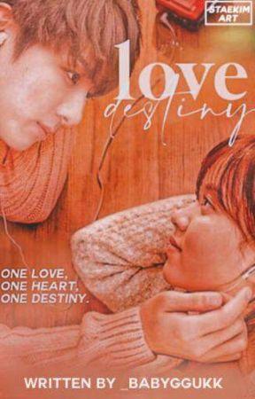 LOVE DESTINY by _babyggukk