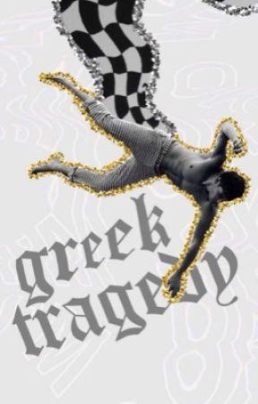 greek tragedy ──  charlie weasley by potterblacks