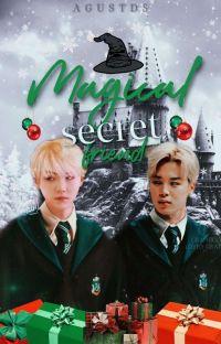 Magical secret friends ❅ Yoonmin cover