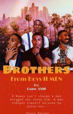 Brothers: From Boys to Men by Kamo_XXIII