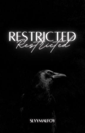 Restricted by slyymalfoy