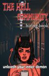 The Hell Community - Hiring Book cover