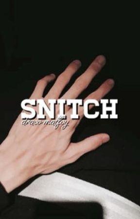Snitch | Draco Malfoy by luno1r