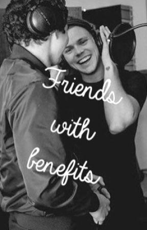 Friends with benefits  by Sabine_Irwin