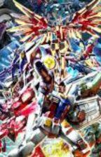 The Gundam Hero of the Multiverse (Gundam OC X Crossover) by MisogiTregear