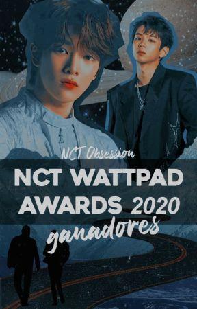 【GANADORES】 NCT Wattpad Awards 2020 by nctzenawards