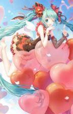 Cupid  (len x miku/miku x len) by ForeverGoodbye_4