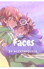Faces || dreamnotfound by AlexTheQueer_