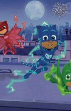 PJ Masks! ask and dare! By Dj by randomfangirl001