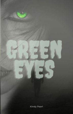 Green Eyes by lassie_butter