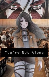 You're Not Alone  cover