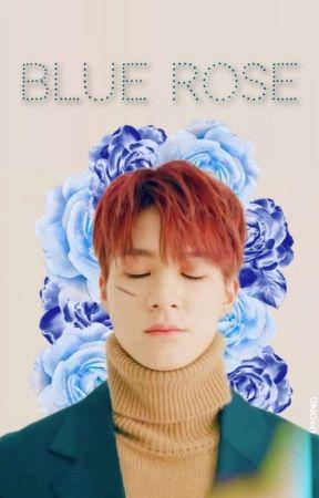 Blue Rose. Nomin by MyLostSoul98