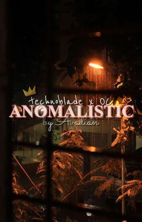 𝐀𝐍𝐎𝐌𝐀𝐋𝐈𝐒𝐓𝐈𝐂 - Technoblade x OC by avadian