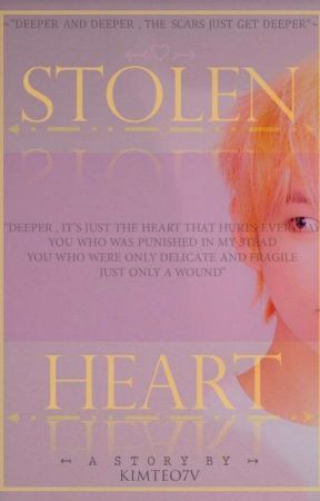 💓 Stolen Heart 💓 (On Hold ) by kimTeo7V