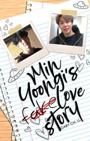 Min YoonGi's fake love story [ j i m s u ] by gaby_chll