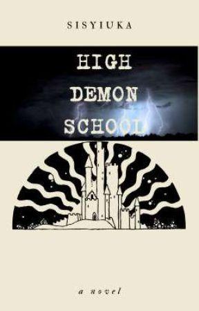 Half Demon School (TAMAT) by sisyiuka