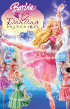 Barbie and the 12 Dancing Princesses (Derek x Reader) by Goldenbellslight