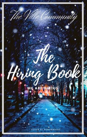 The Hiring Book by TheVilleCommunity