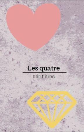 Les quatre héritières (Harry Potter) by LiliBrsd