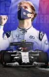 OVERDRIVE    Pierre Gasly  cover