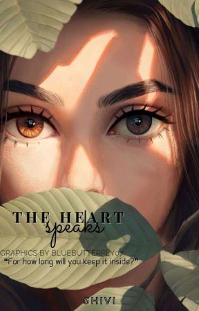 The Heart Speaks...  Poetry by suckerforhotspot