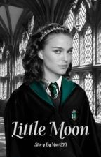 LITTLE MOON  ✧  Remus Lupin by Mavi216