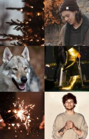 Sweet eyes and golden boots ~ Larry Stylinson  by vic_2411
