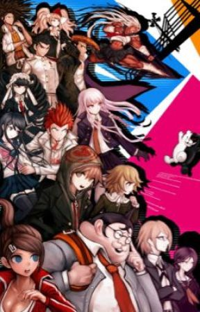 The Ultimate... what?- A Danganronpa THH x Fem! Reader story by Depresso_Espresso___