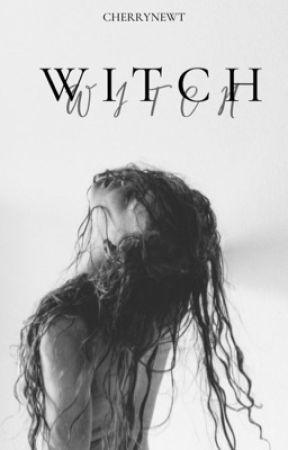 WITCH ; Mattheo Riddle by cherrynewt