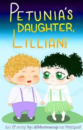 Petunia's daughter, Lillian Evans by blu3teacup