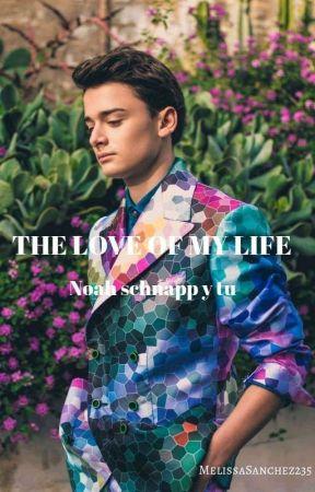 THE LOVE OF MY LIFE   ( Noah Schnapp Y Tú) by MelissaSanchez235