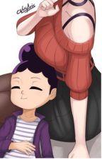 Mineta Minoru X Obsessed OC by Fairy_Fever
