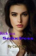 Kick ass seductress  by JofireCaliArtly