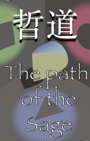 哲道 The path of the Sage by dracollavenore