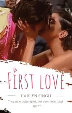 First Love by darknightsensations