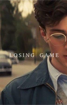 Losing Game/// James Potter by gryffinpufffffff
