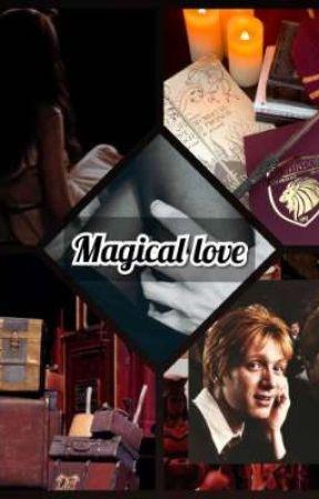 Magical love (George Weasley FF.) by JKperfect